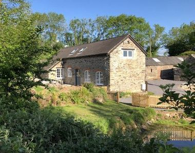 Photo for The Piggery, near Dulverton; sleeps up to 6 + dog-friendly