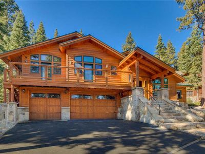 Photo for Enchanted Ridge: 4 BR / 3.5 BA four bedrooms in Carnelian Bay, Sleeps 10