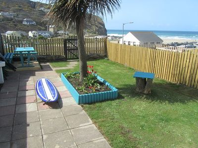 Photo for 'Sea Echoes' is a popular s/c holiday home, a short stroll from the beach.