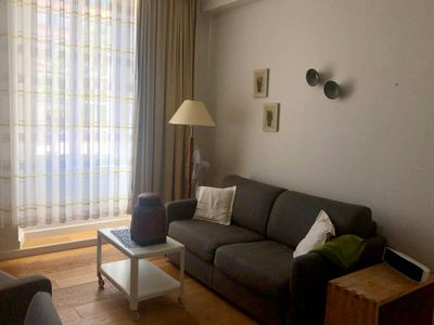 Photo for 2 bedrooms on the Place National , can host up to 8 people