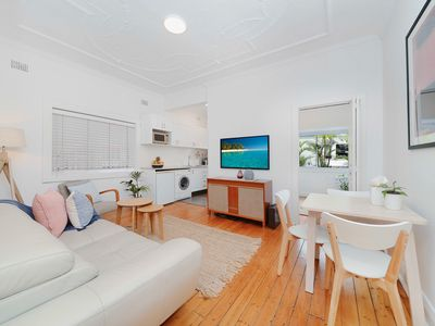 Photo for Beachside Bondi Getaway - 2 Bdrm Apartment