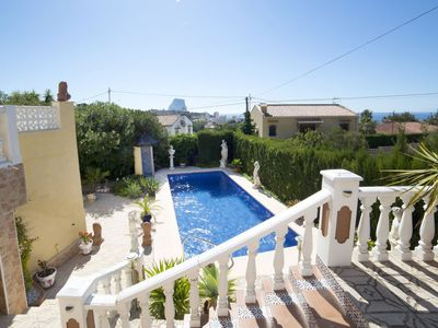 Photo for Vacation home Verano* in Calpe/Calp - 6 persons, 3 bedrooms