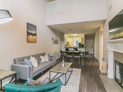 Photo for Spacious 3-Bedroom Townhouse in North Atlanta