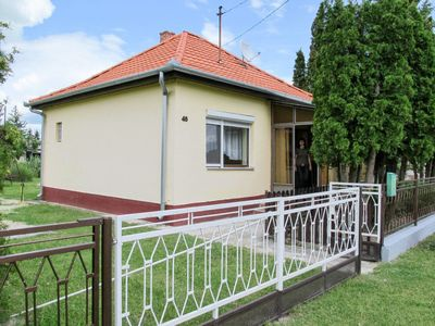 Photo for Vacation home Zsolt (MAF132) in Balatonmariafurdo - 4 persons, 2 bedrooms