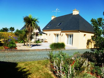 Photo for House 2-6 people in the countryside and near the sea - TREOGAT
