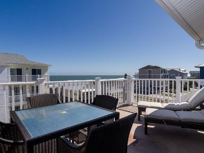 Photo for Beautifully Decorated Ocean View Condo With Boutique Like Features!