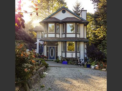Photo for Addie's Attic - Saltspring Island, walking distance to Ganges