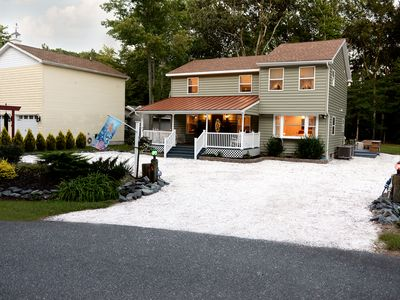 Photo for AMAZING!!! OPEN CONCEPT HOME HUGE BACK YARD, DOUBLE DECKS AND 2 FIRE PITS