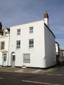Photo for Spectacular Seafront Townhouse In Deal, Kent