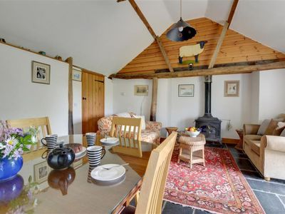 Photo for Vacation home Brook Farm Oast in Northiam - Brede - 5 persons, 2 bedrooms