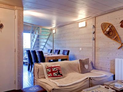 Photo for Apartment Courchevel 1550, 2 bedrooms, 6 persons