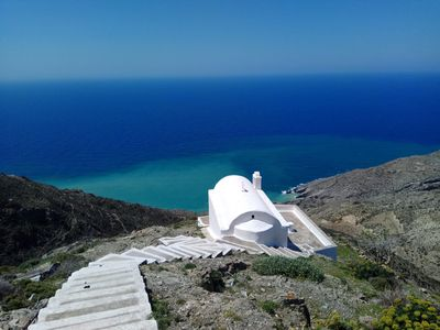 Photo for Olympos Traditional Spirit with idyllic view