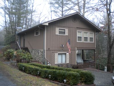 Photo for Come See this Cute Three-Bedroom, Two Bath Home Located in Linville Land Harbor