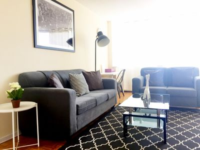 Photo for X-LARGE 1 Bed, 1 Bath located at Yonge & Eglinton. #1504