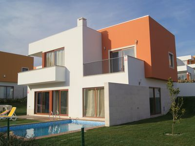 Photo for MB PL - Lagoa de Óbidos - 3 bedroom villa with garden and private heated pool