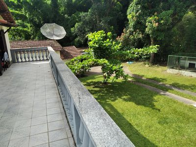 Photo for SITE, GREEN, POOL, BARBECUE, FIELD, 20 MIN. ITAIPAVA, NEXT MARKET