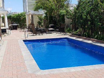 Photo for Luxurious 6 Bedroom Oceanside Home w/ Pool! Steps From The Beach!