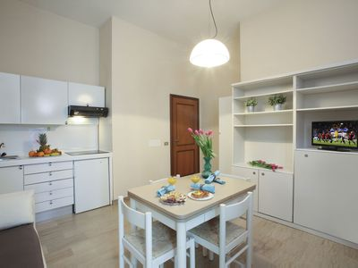 Photo for Residence in Rivabella di Rimini, only 50 meters from the beach.