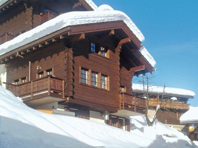 Photo for Vacation home Chalet à Coeur (GTZ120) in Grimentz - 8 persons, 3 bedrooms