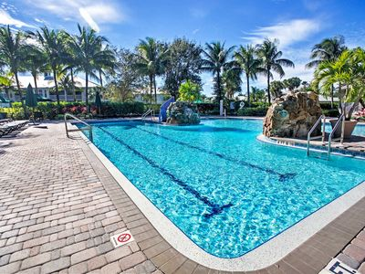 Photo for Naples Condo w/Balcony, Golf Course & Water Views!