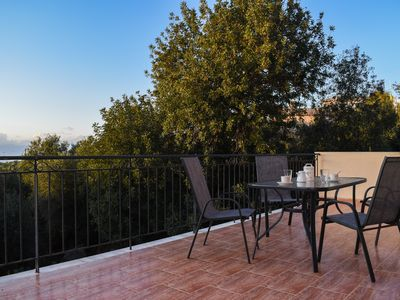 Photo for Charming seaview villa amid the olive groves