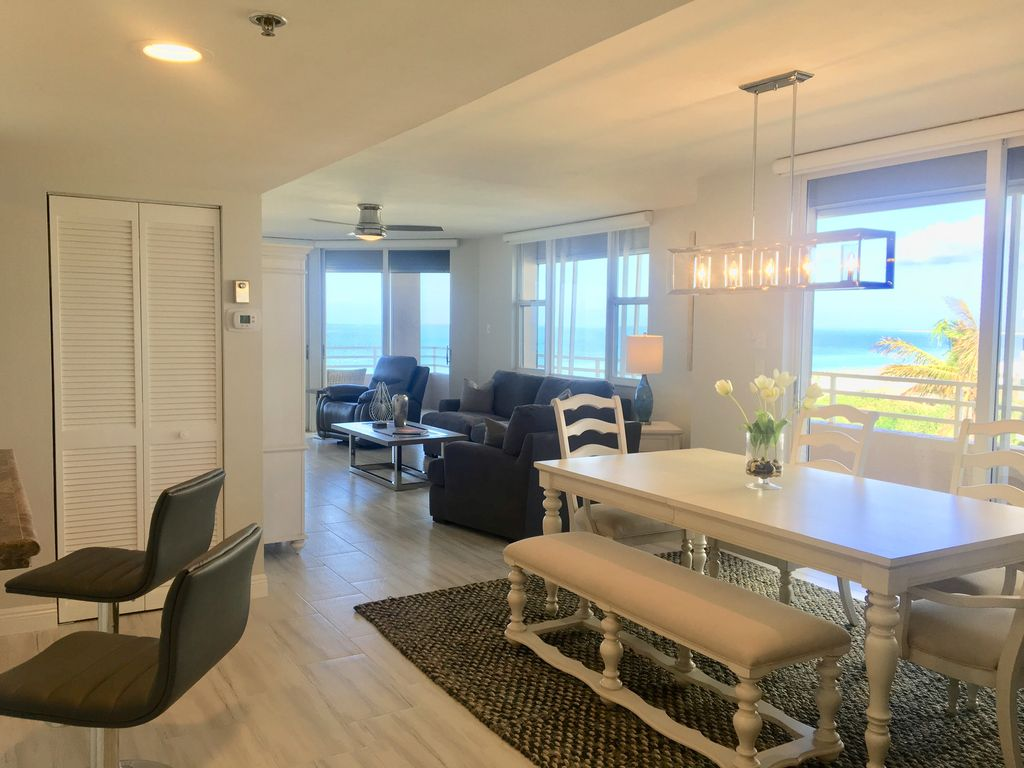 Beachfront Condo Renovations : Luxury beachfront condo remodel prim vrbo