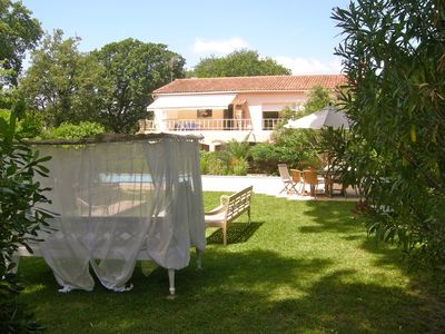 Photo for Located IN Saint-Tropez , Walk To Beach And Town Centre