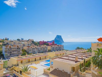 Photo for la Canuta Apartment, Sleeps 4 with Pool, Air Con and WiFi