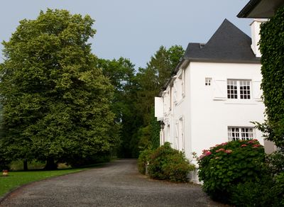 The Manor House Apt is located within the C18 Manor House