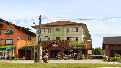 Photo for Órion 201 - Gramado - Ideal for 4 people (maximum capacity: 6 people)