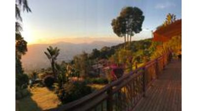 Photo for Peaceful Cottage in Medellin - Breathtaking view