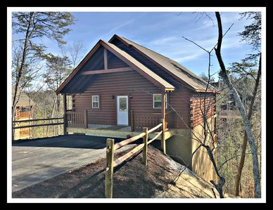 Photo for Serenity Cabin at Pigeon Forge