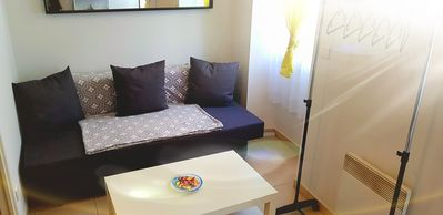 Photo for Apartment 14m2, in Menpenti (park Chanot) N ° 5