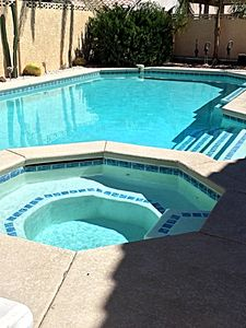 Photo for Family Villa With Swimming Pool, 4 Bedrms, 3 Baths just 9.5 miles from the Strip