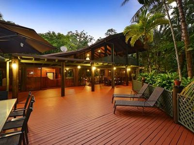Photo for 4BR Guest House Vacation Rental in Daintree, QLD