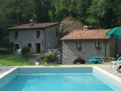 Photo for Cottages on the River in Toscana | Garfagnana - Lucca