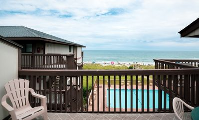 Photo for Sea Colony 32B - Top of The Mast 1 Bedroom Oceanfront!