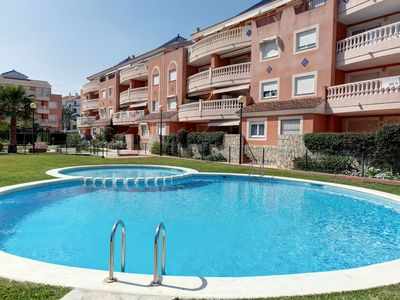 Photo for 2BR Apartment Vacation Rental in Dénia, Alicante