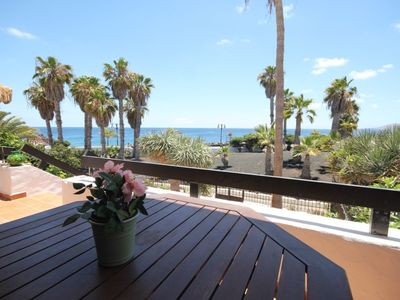Photo for Holiday Apartment at the sea near Playa Chica in Puerto del Carmen