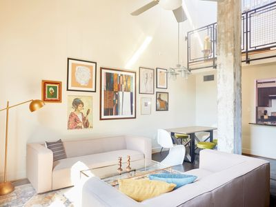 Photo for Sonder | Constance Lofts | Airy 2BR + Gym
