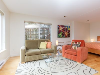 Photo for Victoria, ~BC~ - Fully Furnished-Self Contained Garden Suite