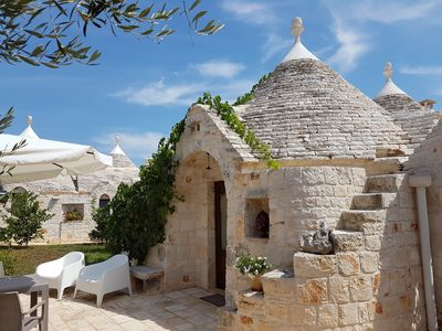 Photo for Almapetra Trulli Resort - CEDRO