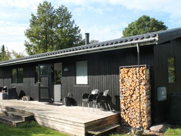 Newly renovated cottage for 6 people on Råbylille Beach