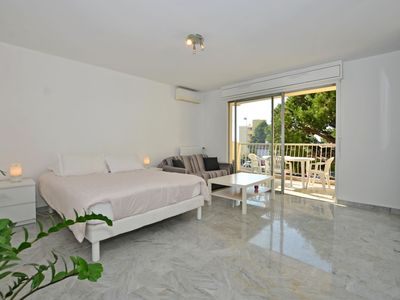 Photo for Azur 3000 Apartment 40 m2 150m from the beach Nice Côte d'Azur