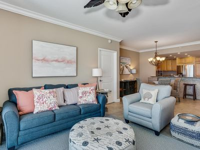Photo for P3-1408 OCEAN Front 🏖 Relaxation - new MB, DR & LR furniture