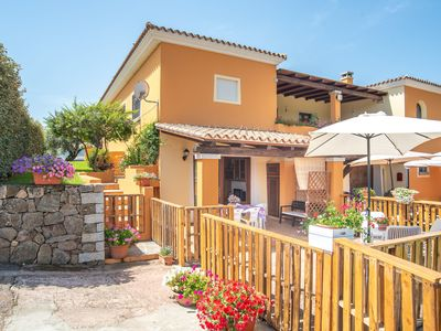 Photo for Holiday Apartment with WLAN, Garden & Terrace; Parking Available, Pets Allowed