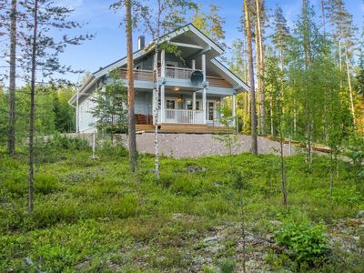 Photo for Vacation home C in Ruokolahti - 10 persons, 3 bedrooms