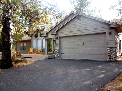 Photo for Private Sunriver Pine Lodge Home Rental by Owner Mt Bachelor
