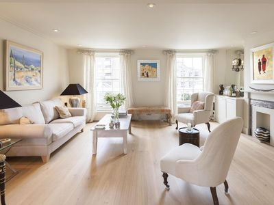 Photo for Motcomb Street - luxury 2 bedrooms serviced apartment - Travel Keys