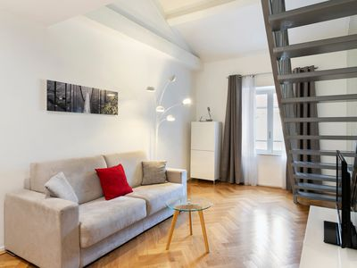 Photo for Beautiful duplex ideally located in the heart of Cannes